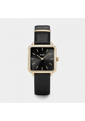 La Garçonne Gold Black/Black by Cluse