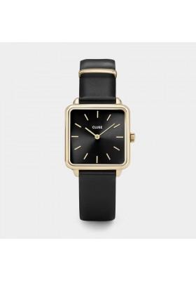 La Tétragone Gold Black/Black