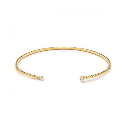 Bracelet jonc Ava