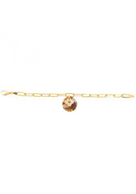 Bracelet acétate coloré trèfle par Lovely Day