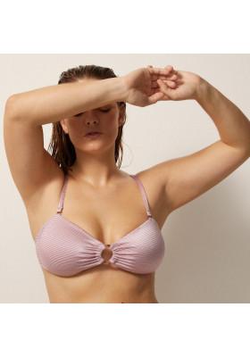Love Stories Haut de Bikini Blossom Misty Mauve