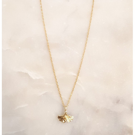 Collier BOO N°6 - Ginkgo Small