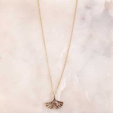 Collier BOO N°7 - Ginkgo Medium