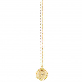 Collier long Bolas Eclat