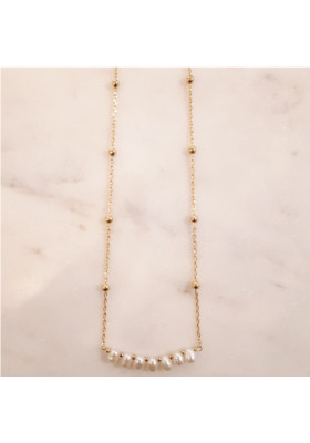 Collier Nacre n°5 Sélection Boo