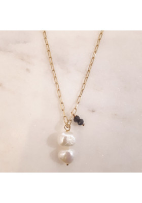 Collier Nacre n°7 Sélection Boo