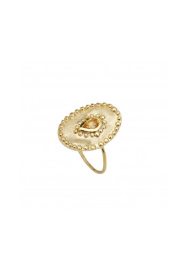 Bague Verine citrine