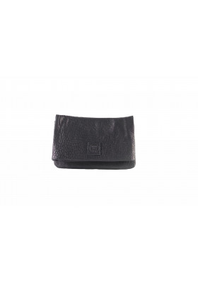 Sac Clutch Elena - Medium - Bubble Noir