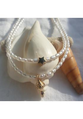 collier  Koh Lipe etoile