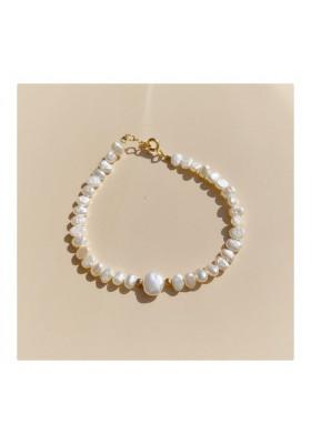 Bracelet perles d'eau douce Colorado