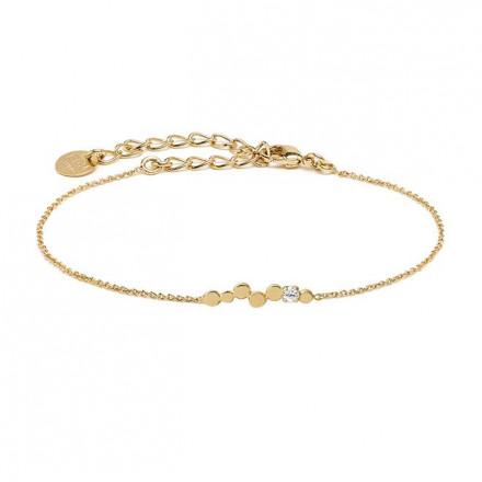 Bracelet Félicie - cristal