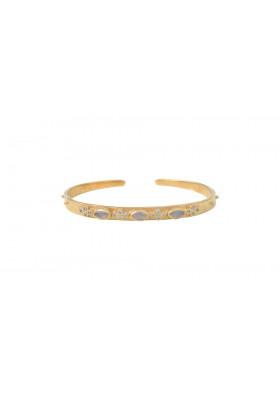 Bracelet Marquise Labradorite