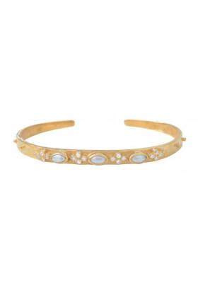 Bracelet Marquise Nacre