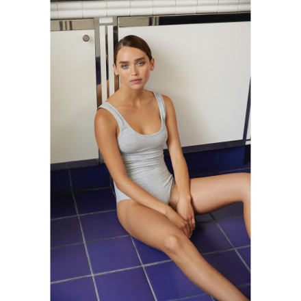 Body Barbara gris