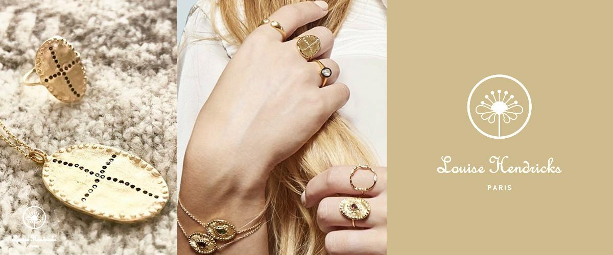 Boo Bijoux vous propose les bijoux de la marque Louise Hendricks